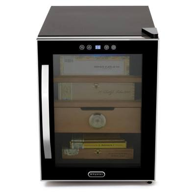 Whynter Elite Touch Control Stainless Cigar Cooler Humidor 1.2 cu. ft. | 250 Cigars - Your Elegant Bar review